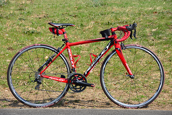 自転車の 自転車 プロチーム 機材 : ロードバイクと一眼レフ: RIDLEY ...